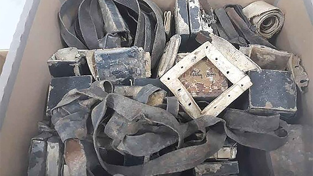 Israeli Holocaust museum under fire for allegedly smuggling artifacts out of Warsaw