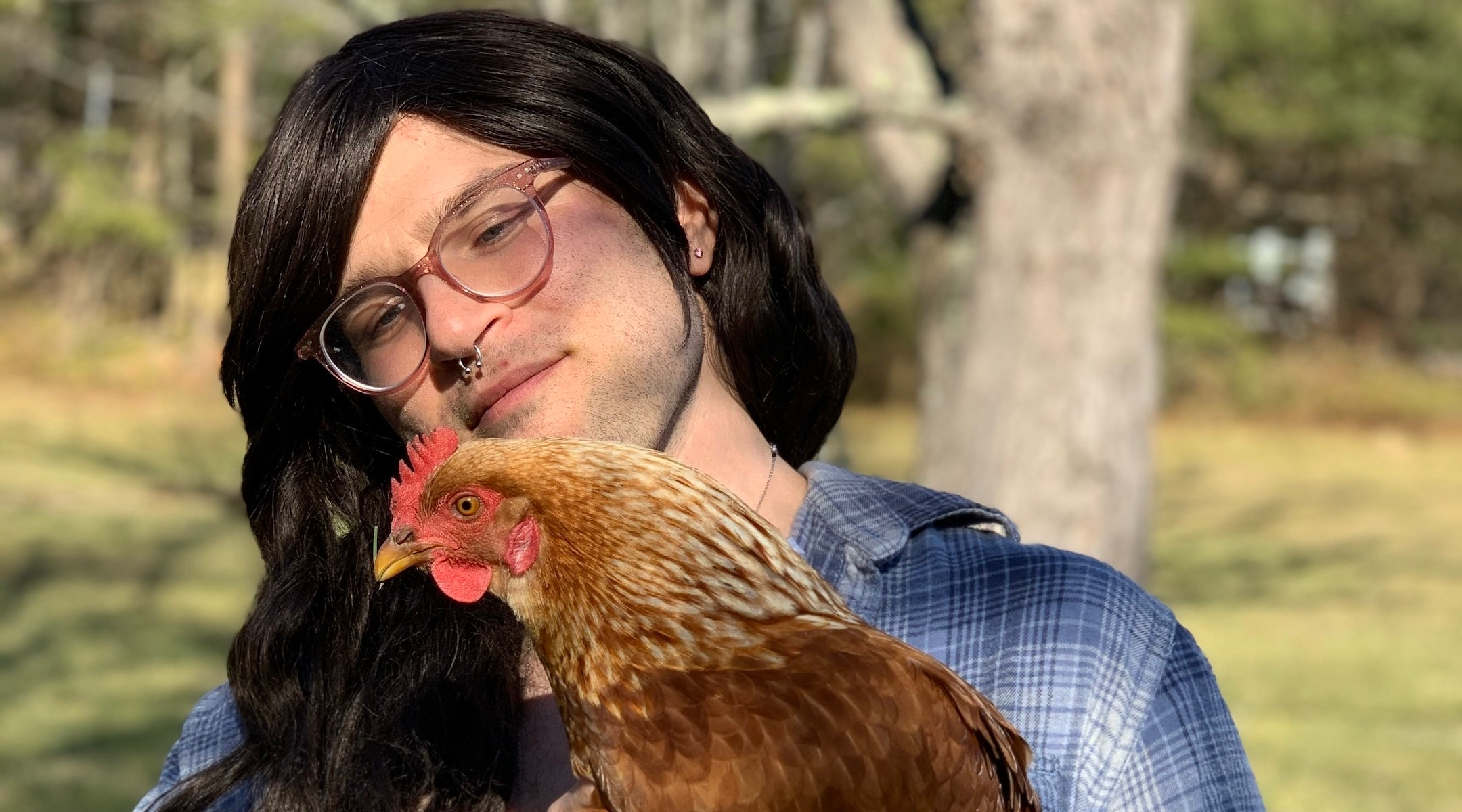 Transgender Jews are finding a safe haven in an unexpected place: the farm