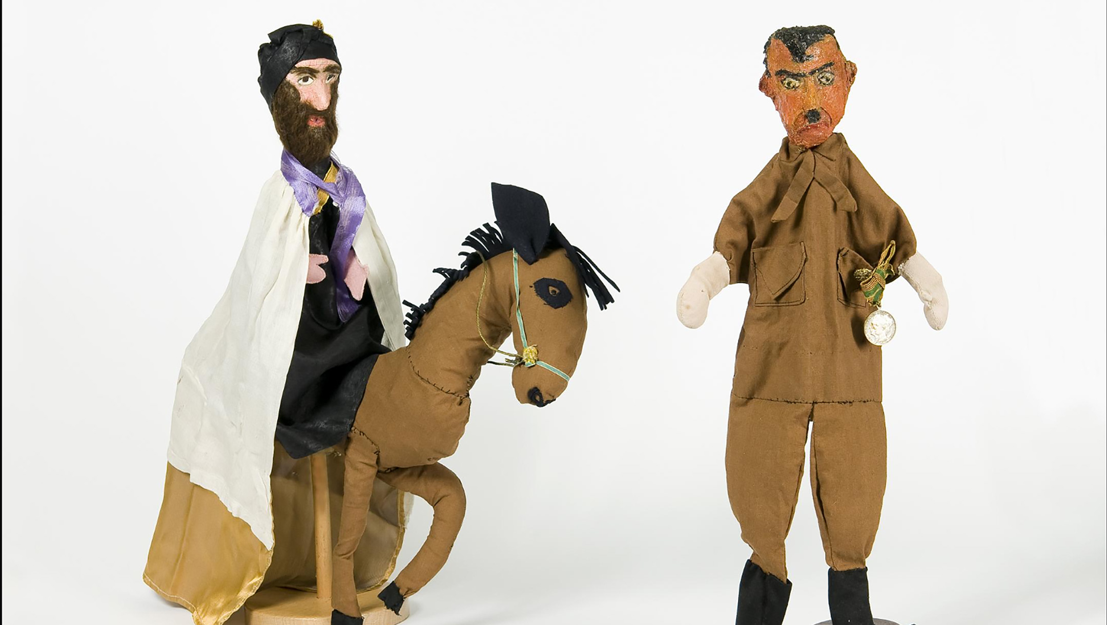 Hitler as Haman? An Amsterdam museum holds a relic of that post-Holocaust Purim tradition.