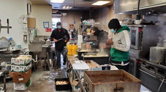 Dallas kosher kitchen