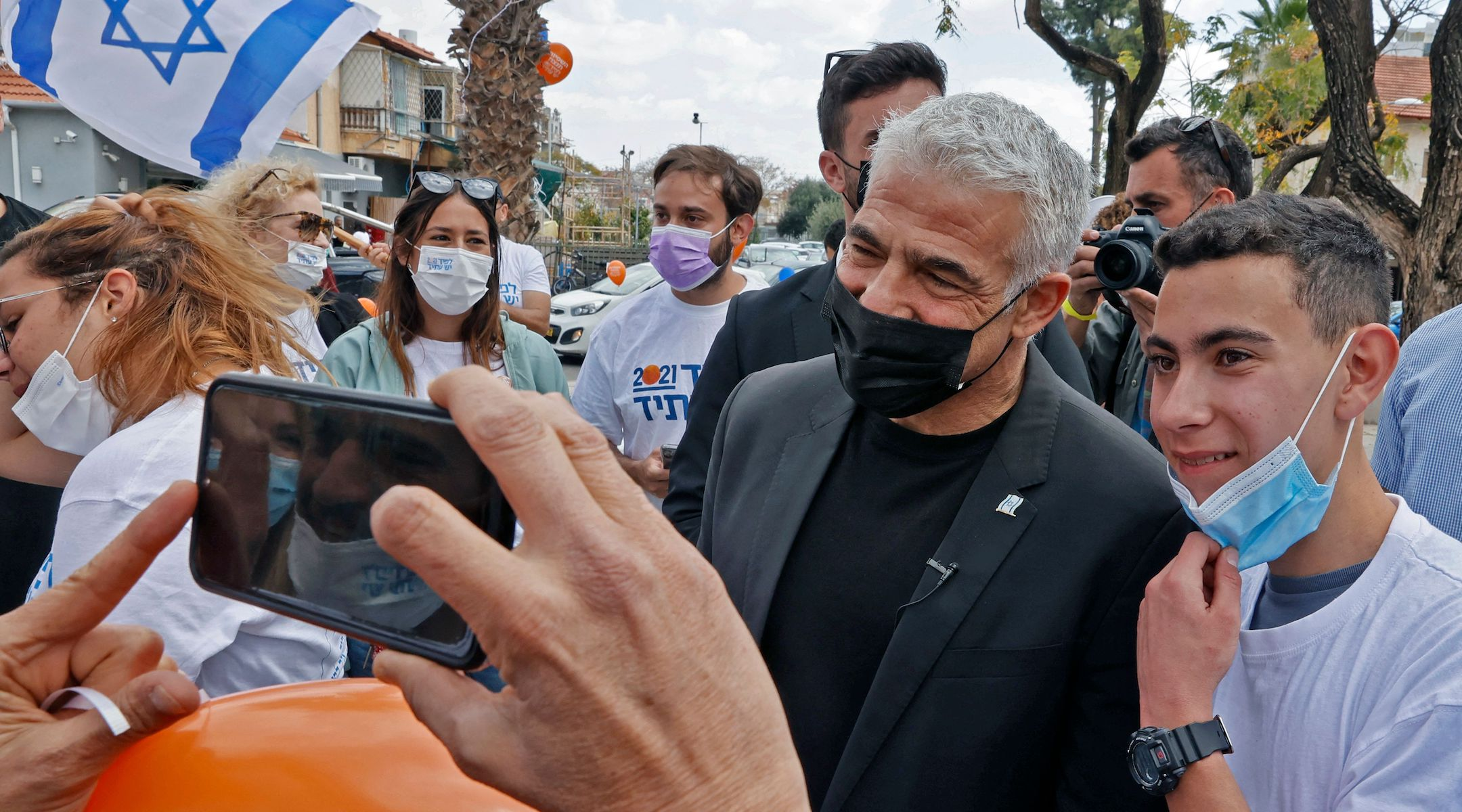 Israeli centrist Yair Lapid is given an opportunity to replace Benjamin Netanyahu