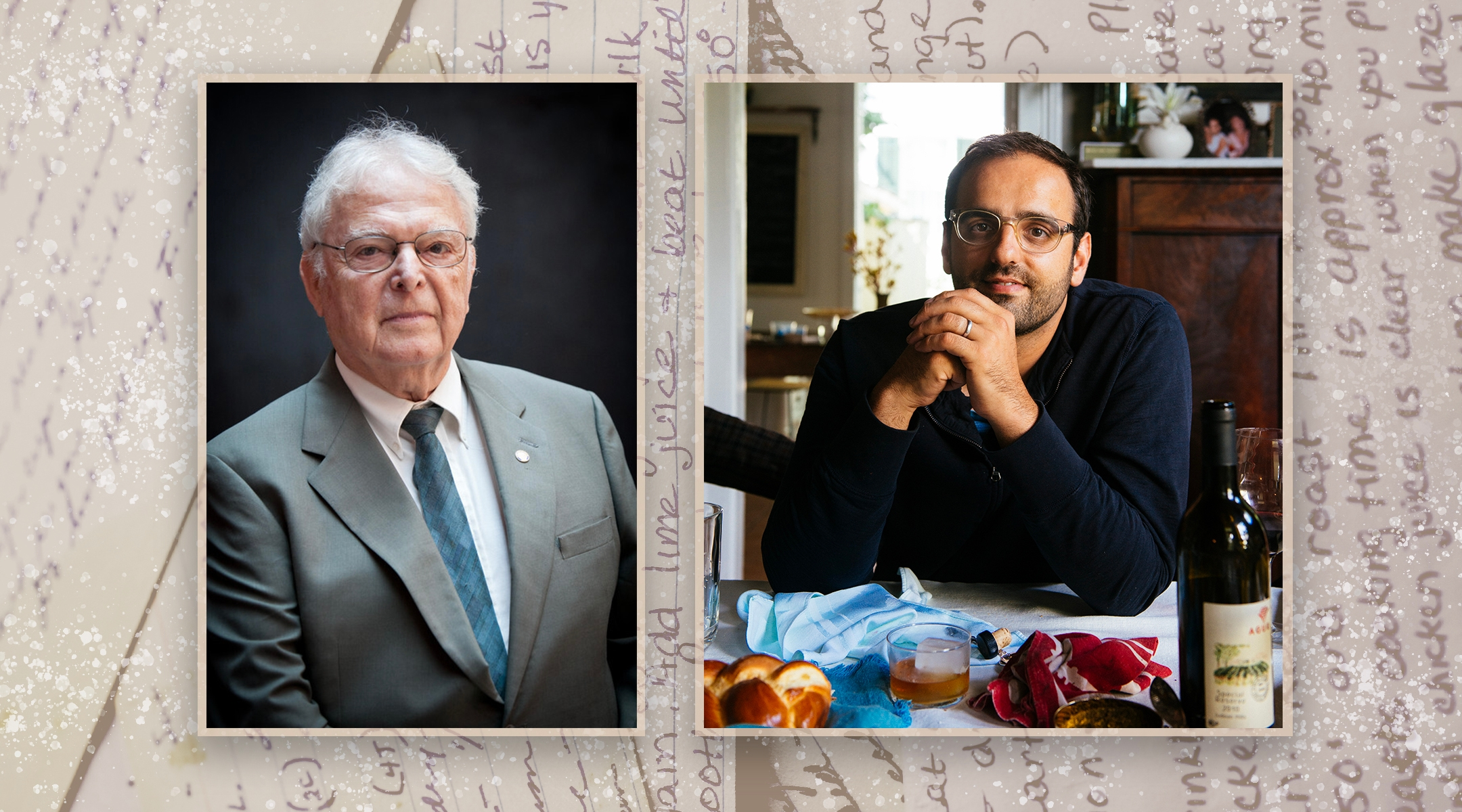 Star chef Alon Shaya helped a Holocaust survivor recreate recipes from his prewar youth