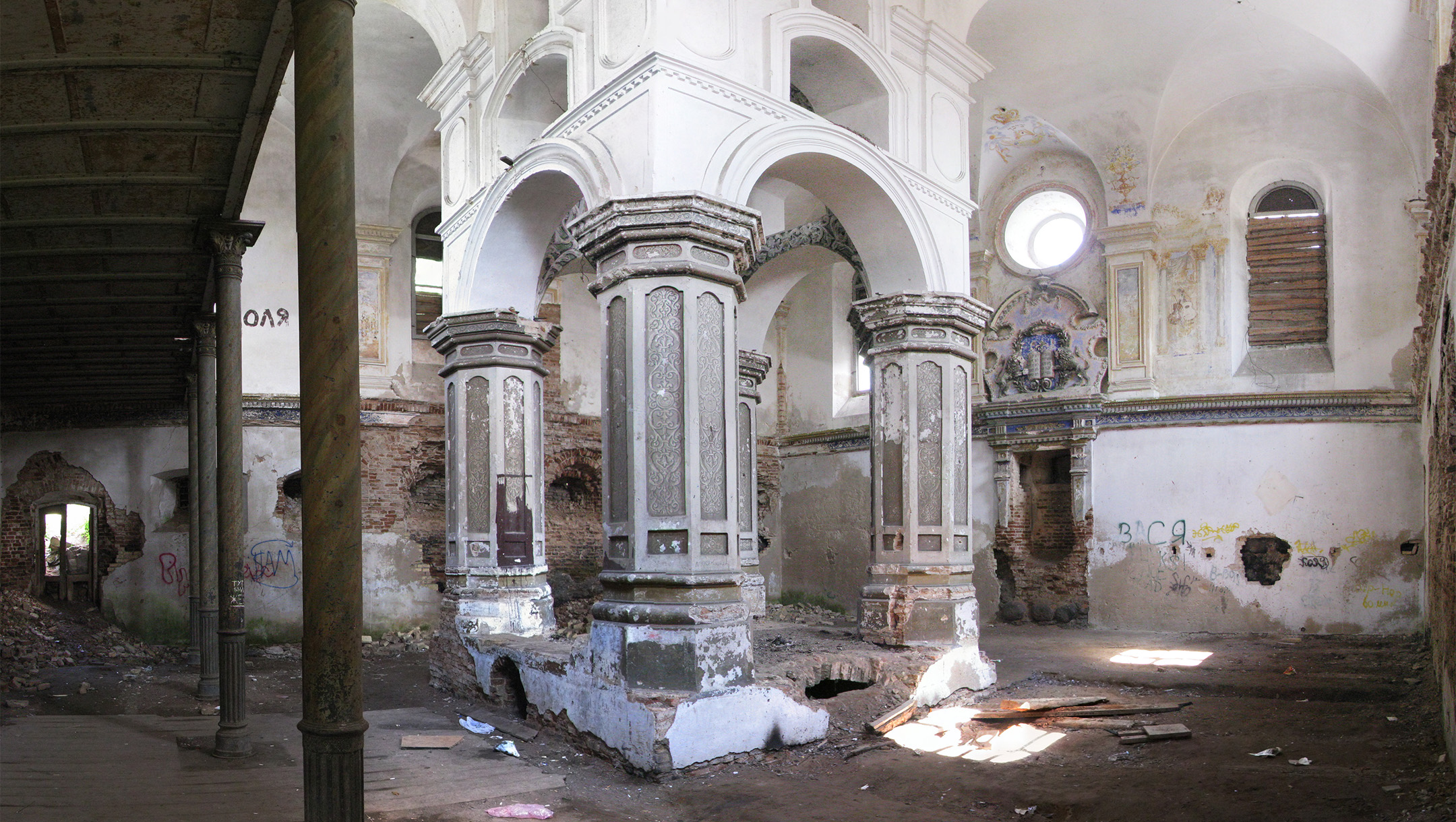 In Eastern Europe, historic synagogues are sold for the price of a used car