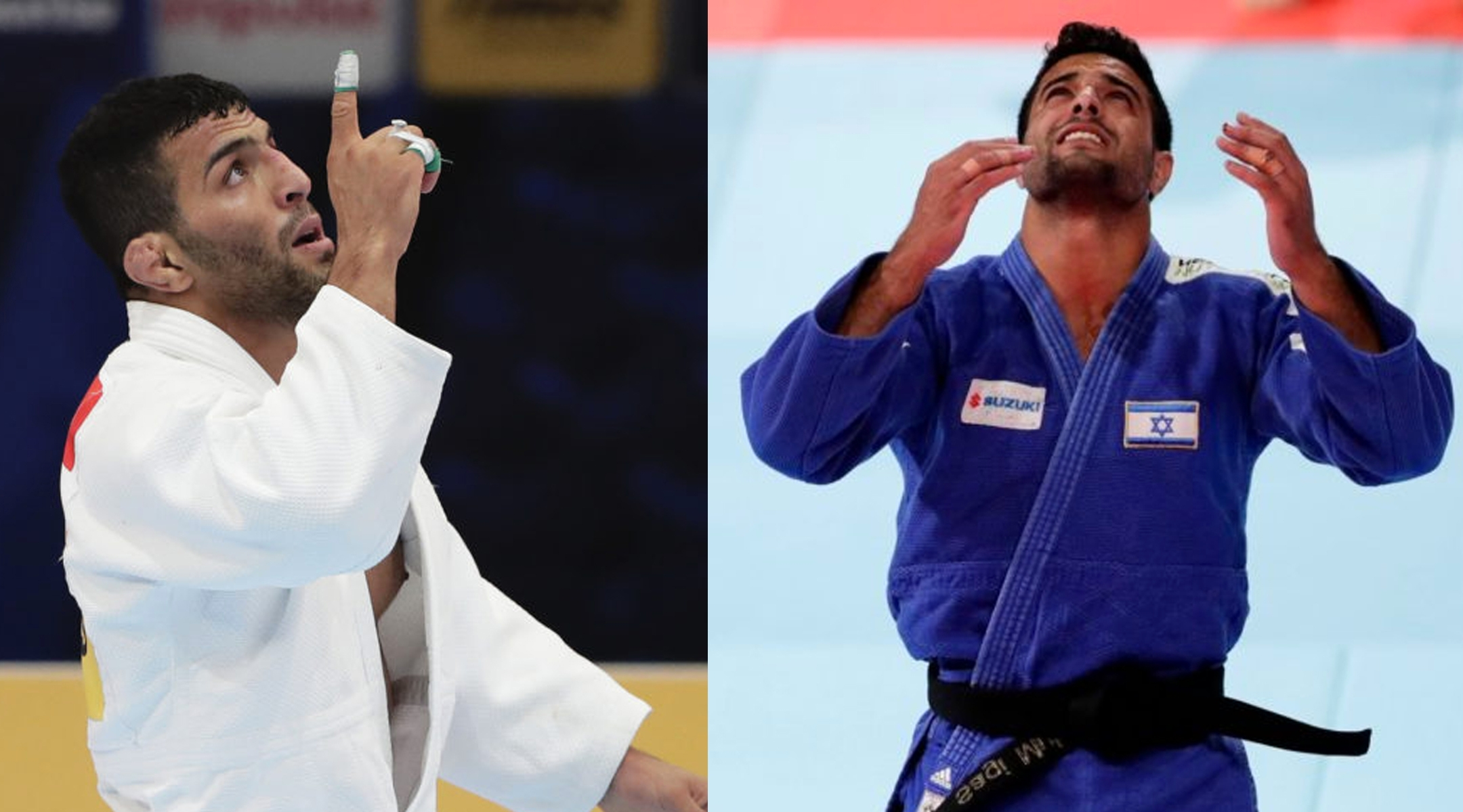 Story of friendship between Israeli and Iranian judo champions being made into TV show