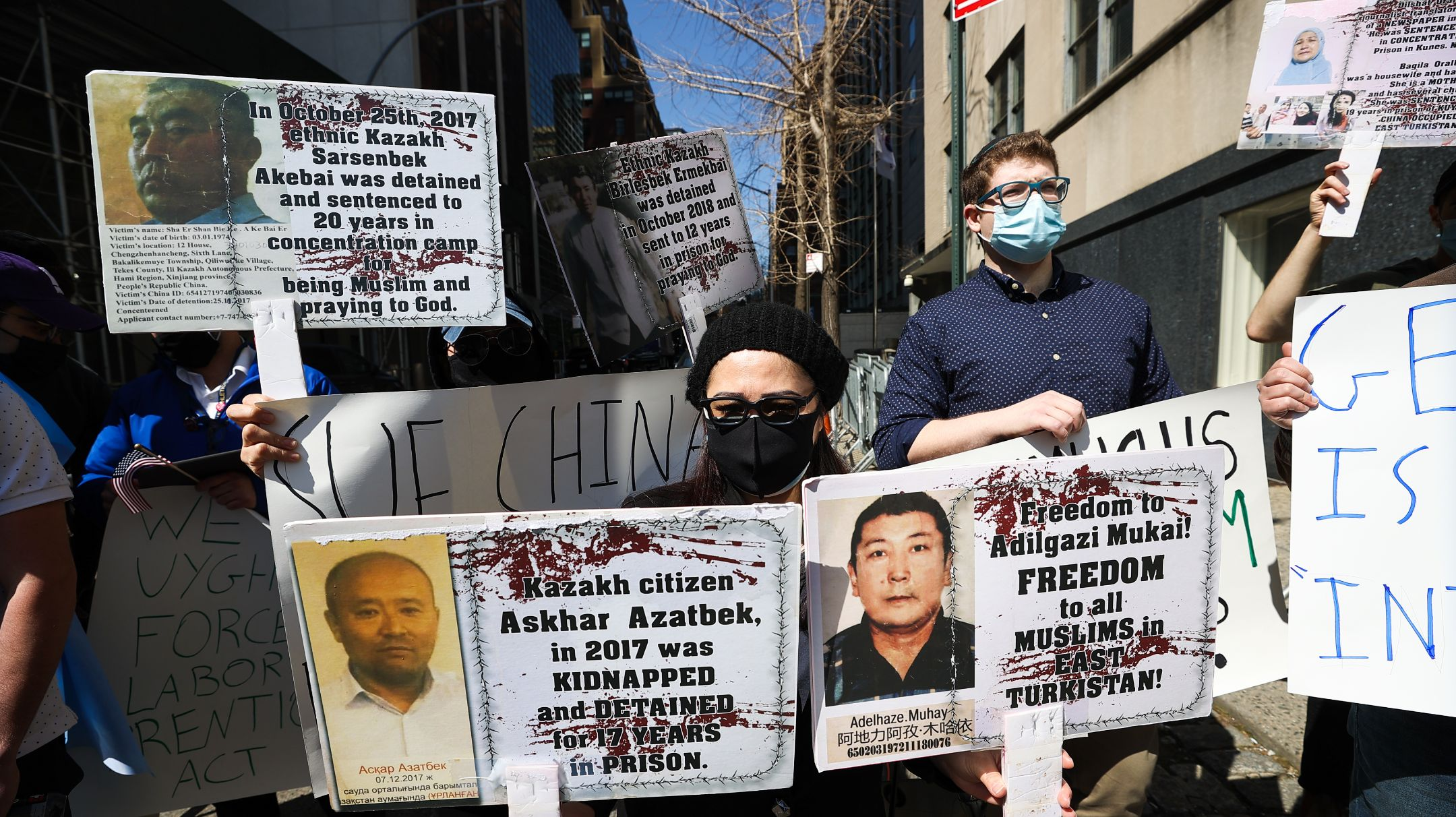 Israel declines to sign UN statement on China's treatment of Uighurs