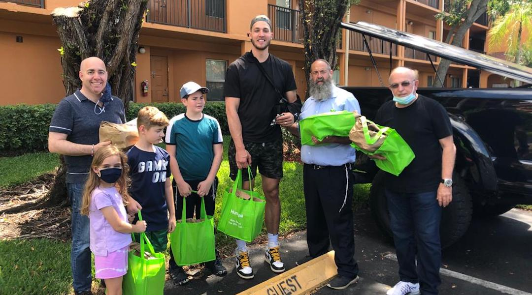 Teshuvah for Meyers Leonard: Miami's Jewish community embraces NBA player after he apologizes for anti-Semitic...