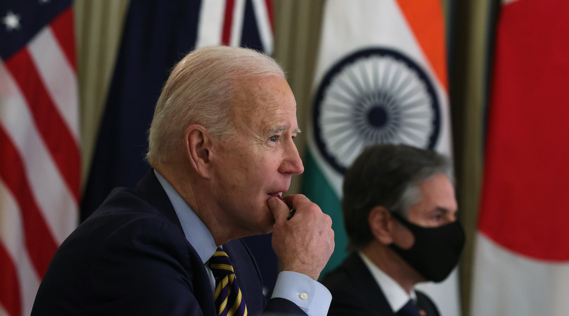 Biden's new slate of aid to Palestinians comes under intense scrutiny