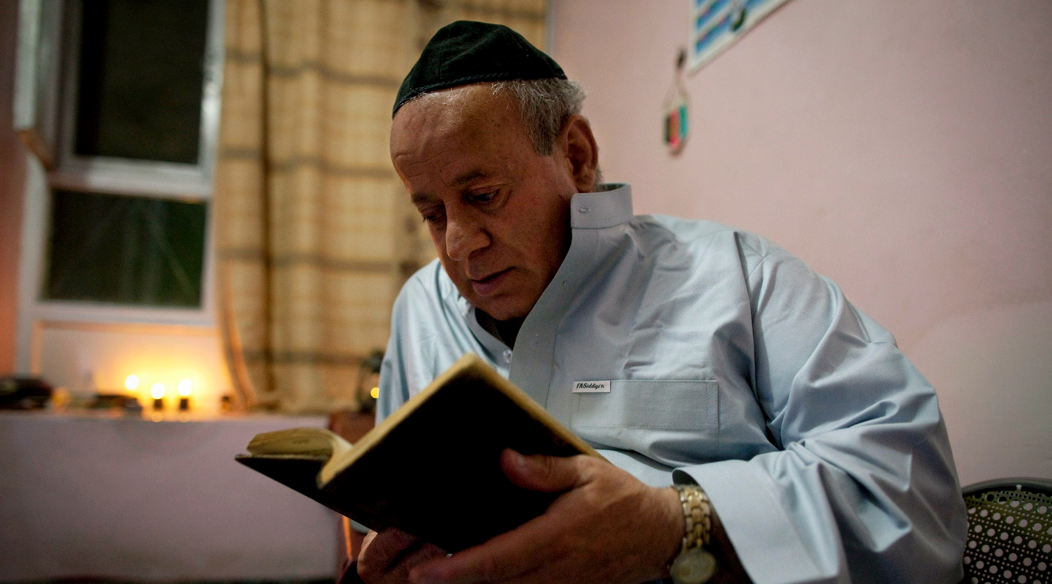 The last Jew of Afghanistan has reportedly divorced his wife and wants to go to...