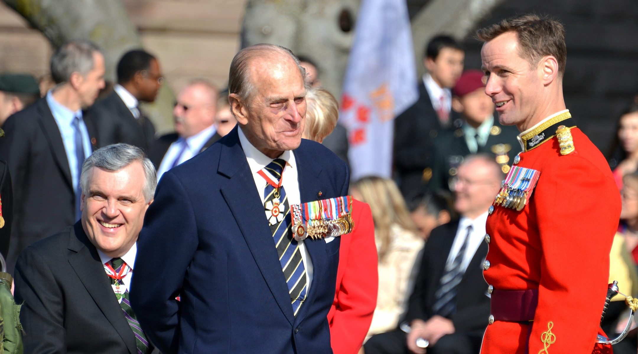 Prince Philip, who opposed Nazis and was first British ...