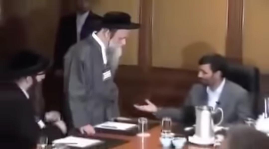 Leader of Neturei Karta, extremist anti-Zionist haredi Orthodox group, dies at 87