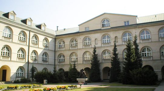 The Catholic Universoty of Lublin. (Wikimedia Commons)