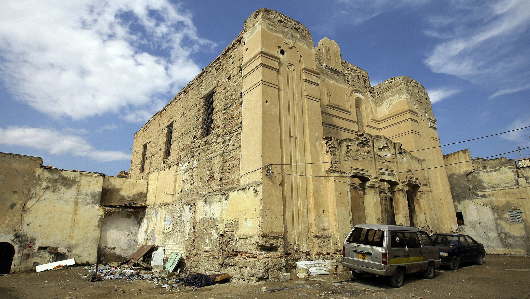 Ancient synagogue in Libya being turned into Islamic center, Jewish group says