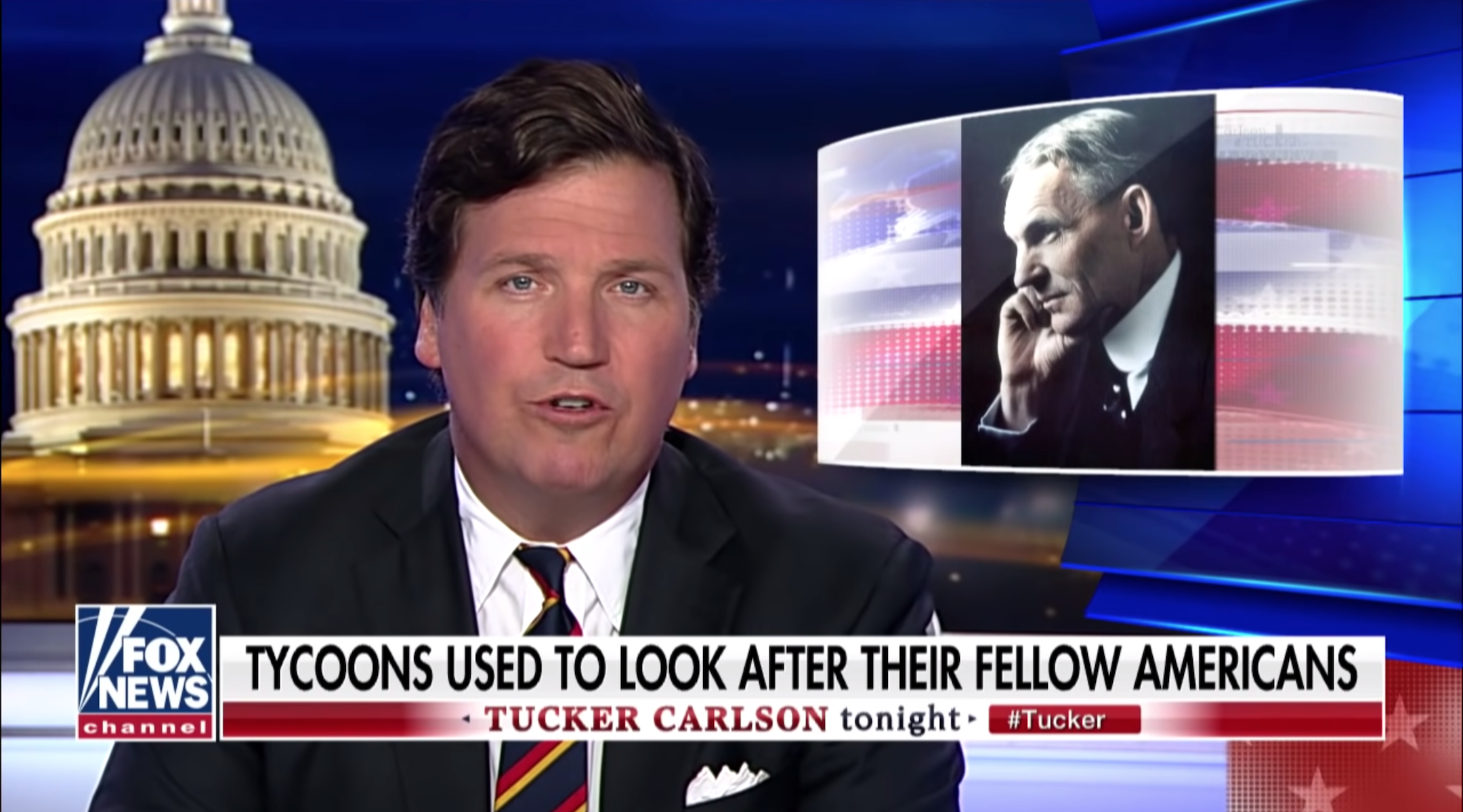 ADL chief calls for Tucker Carlson's ouster after Fox News host endorses white supremacist conspiracy...
