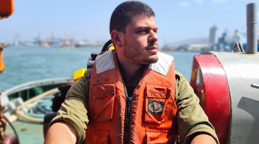 He left Brazil to became a lone soldier in Israel. Then he lost both his...