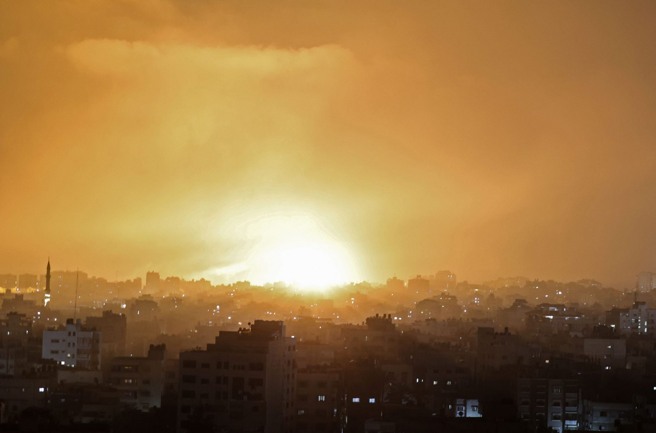 Israel targets Gaza with airstrikes, artillery and tank fire, ushering in a new phase of...