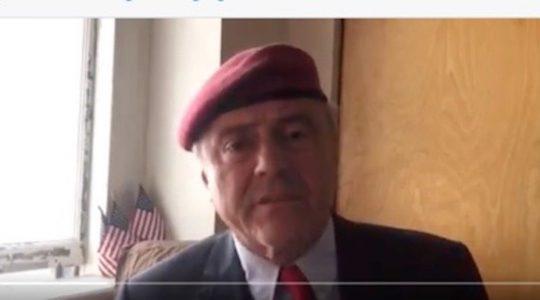 Curtis Sliwa antisemitism
