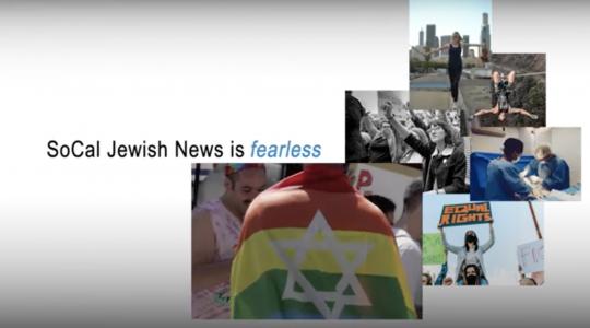 SoCal Jewish News promo video