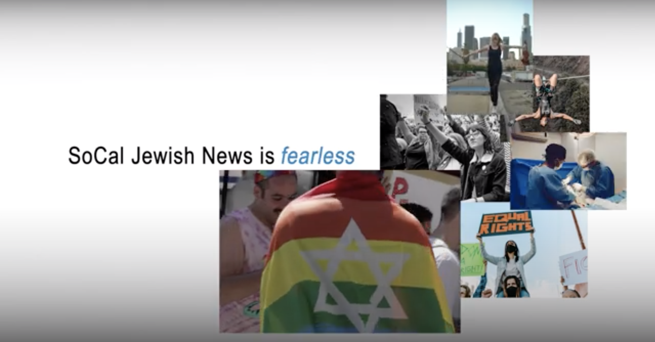 A new Jewish news site makes a play in LA amid a difficult climate for...