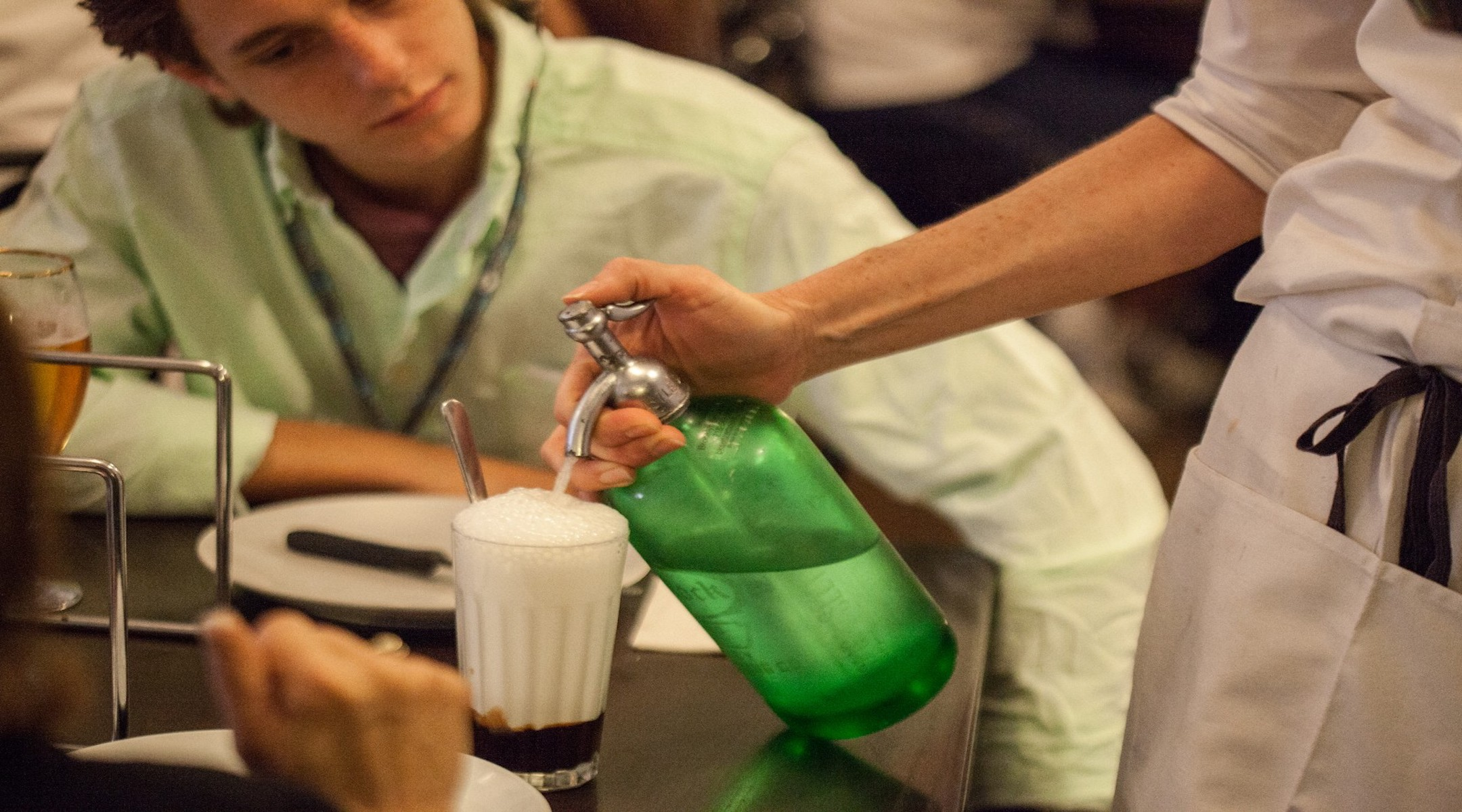 What is an egg cream and why is it so Jewish?