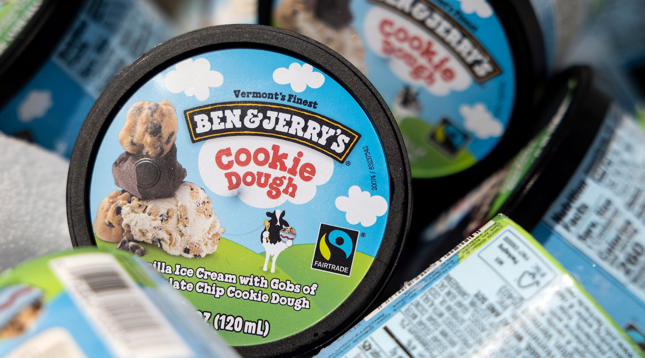 Retaliating against boycott decision, NYC grocery chain to reduce Ben & Jerry's sales