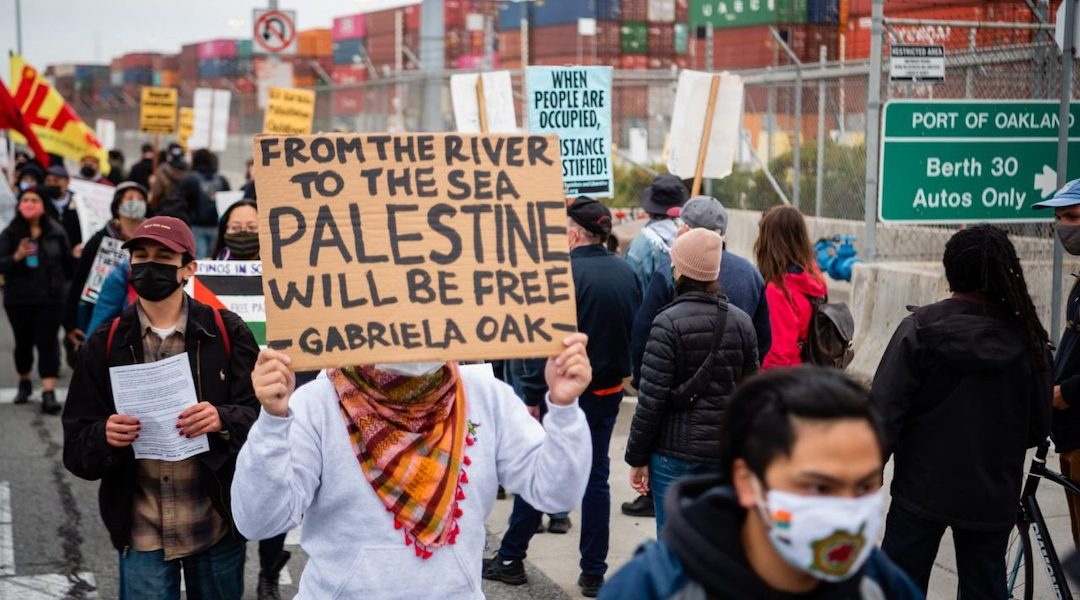 Three-quarters of American Jews say they're more concerned about antisemitism following the Israel-Gaza conflict