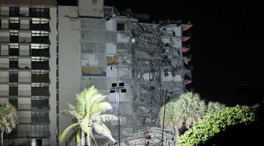 Surfside apartment collapse Jewish