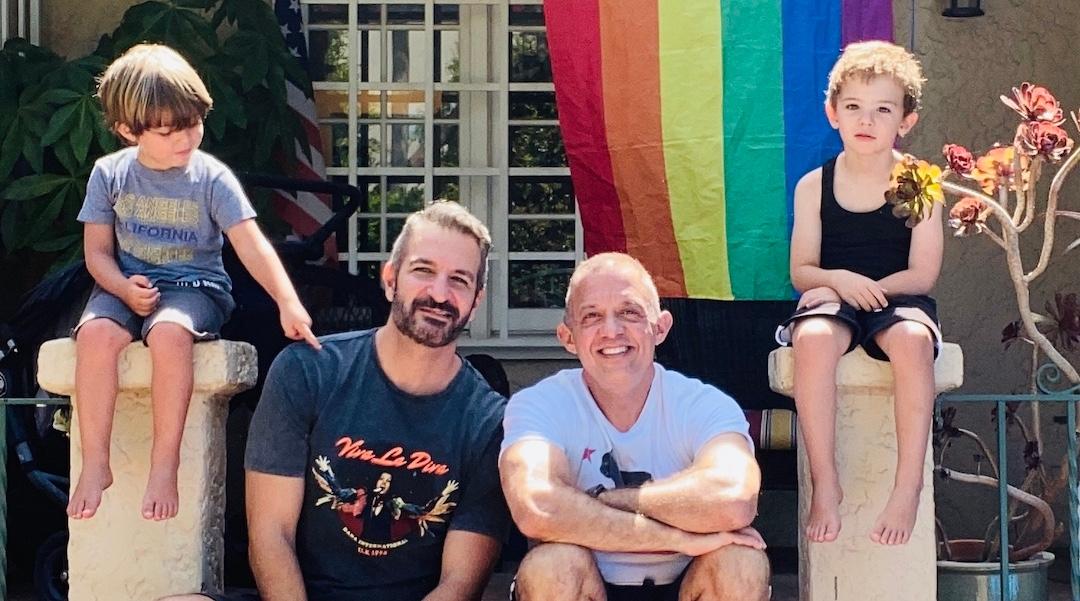 Alex Maghen gay dads
