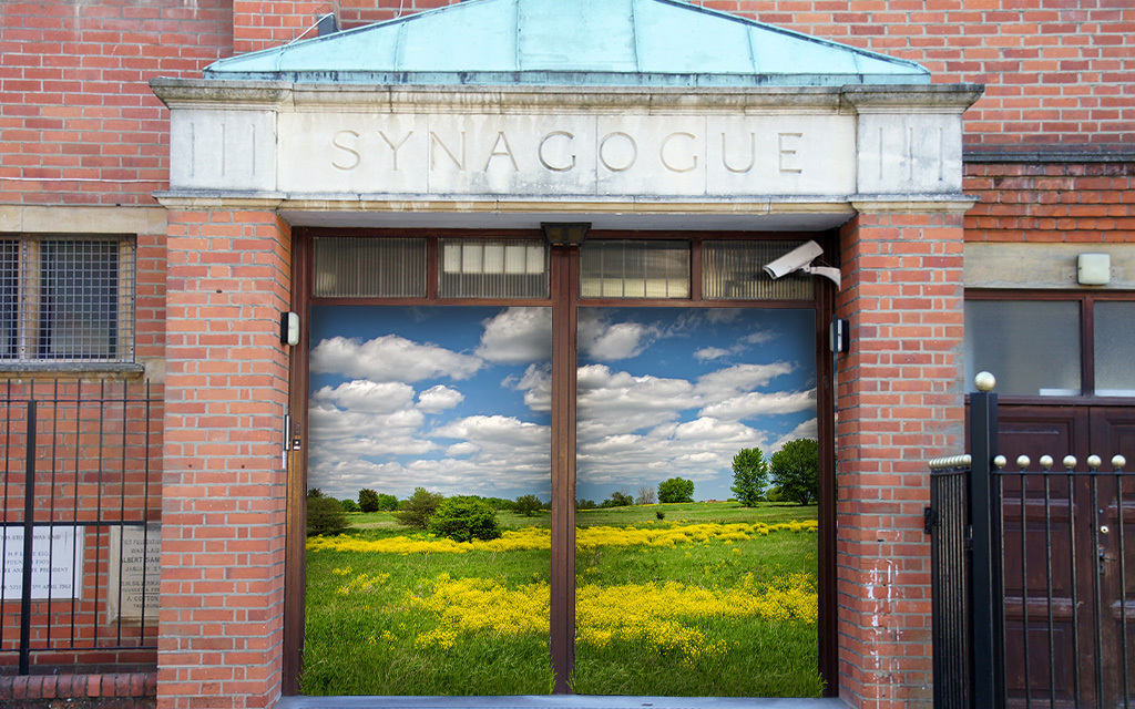 Most Jews won't set foot in a synagogue. That's why rabbis need to think like...