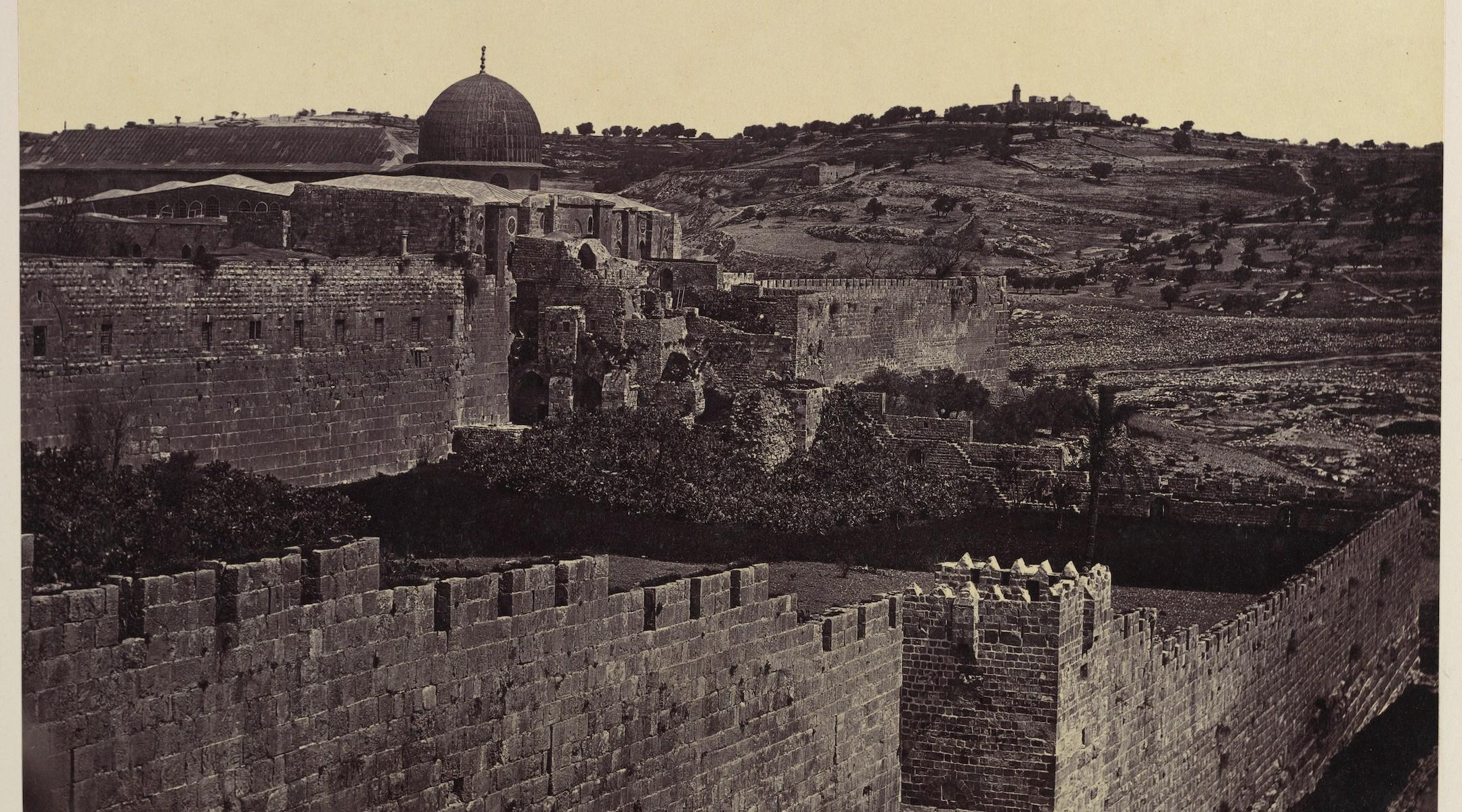 Jerusalem Vintage Old City
