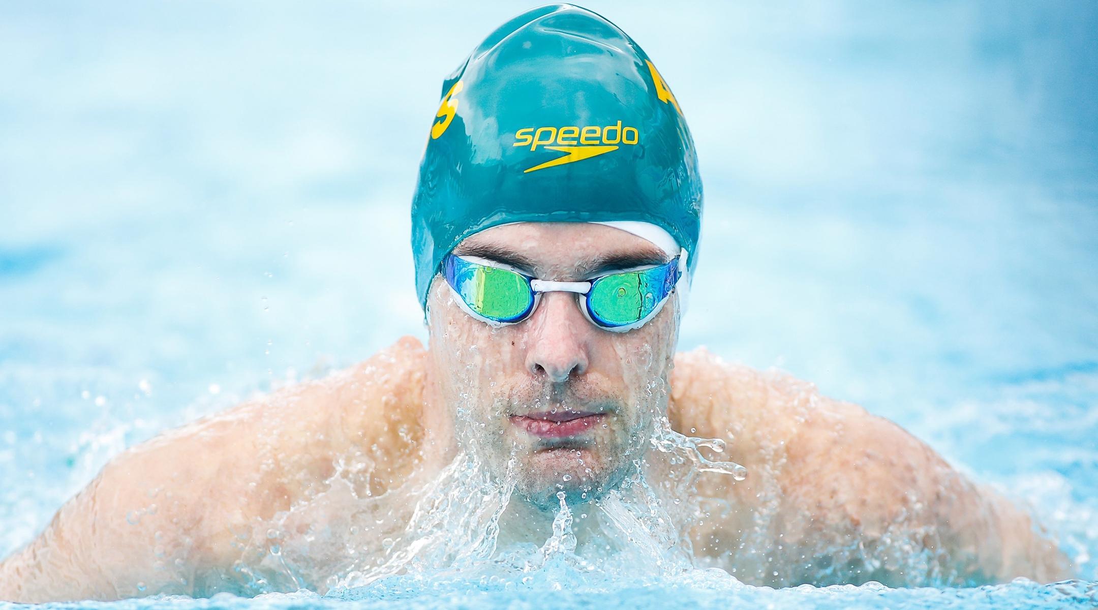 Matthew Levy swimmer