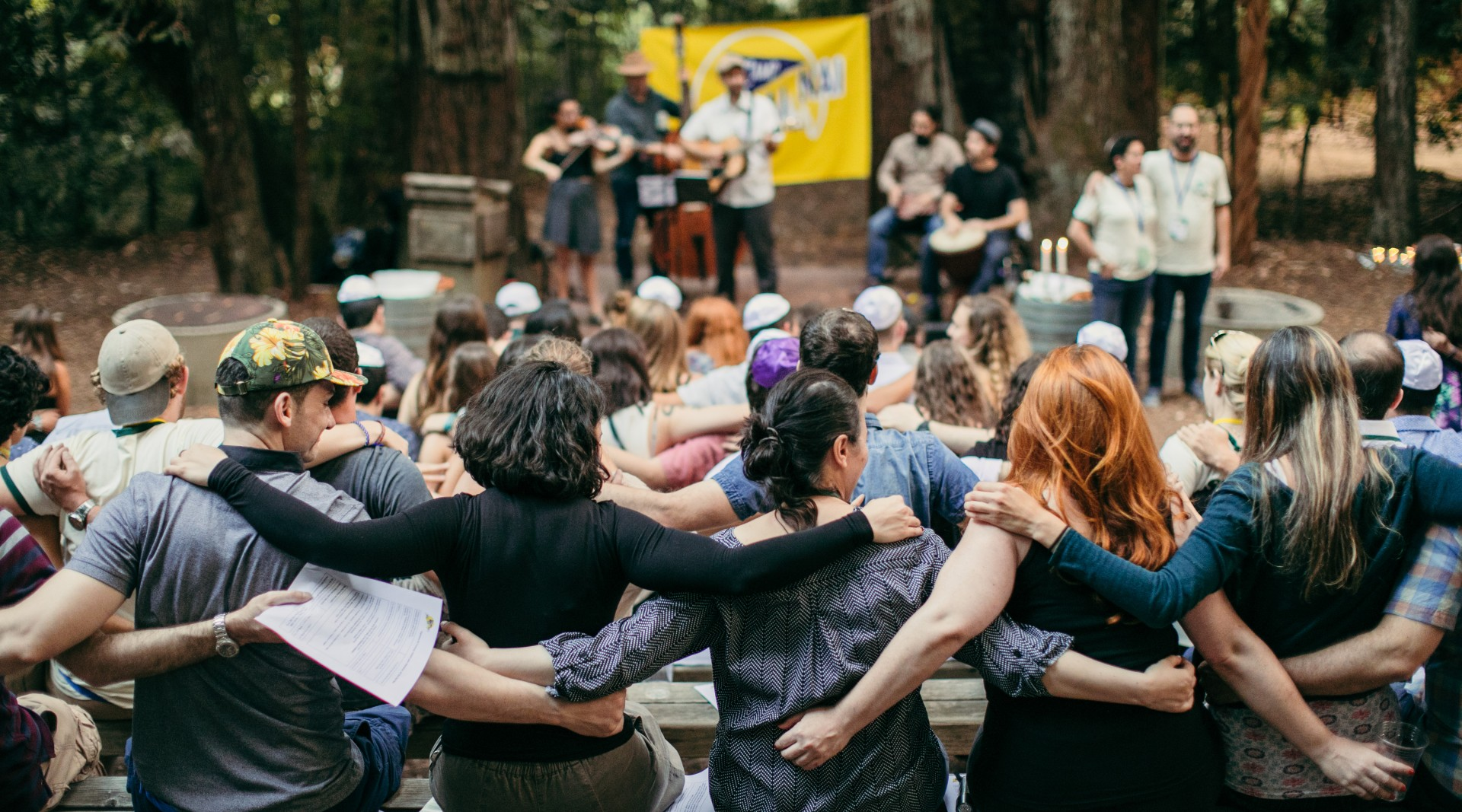 Jewish adult summer camp is back! Weekend getaway for Jews in 20s and 30s already...