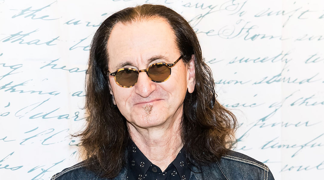 Rush rocker Geddy Lee's Jewish mom, a Holocaust survivor, was his biggest fan