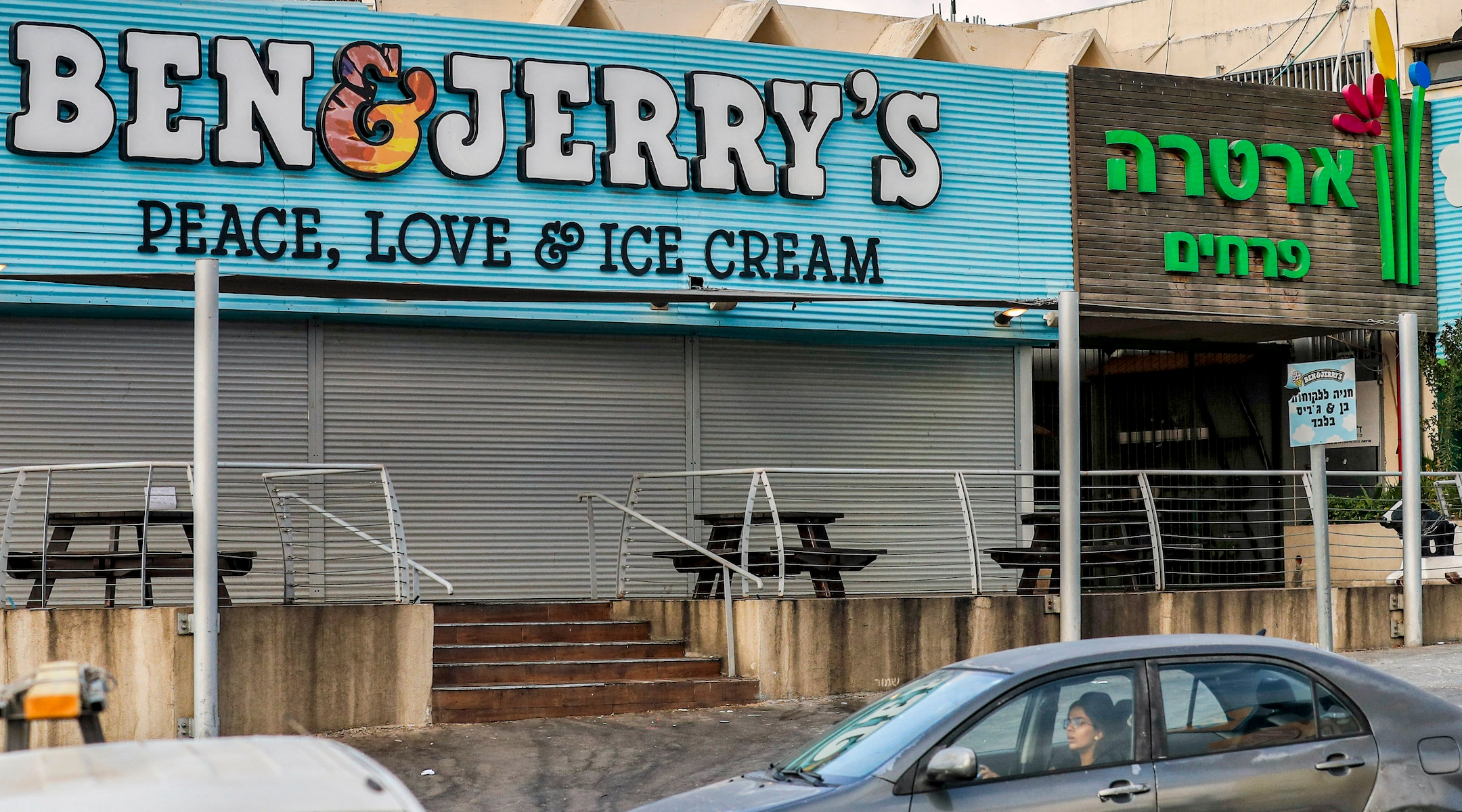 5 states are considering sanctions on Ben & Jerry's after West Bank pullout