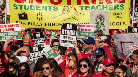 United Teachers of Los Angeles 2019 strike