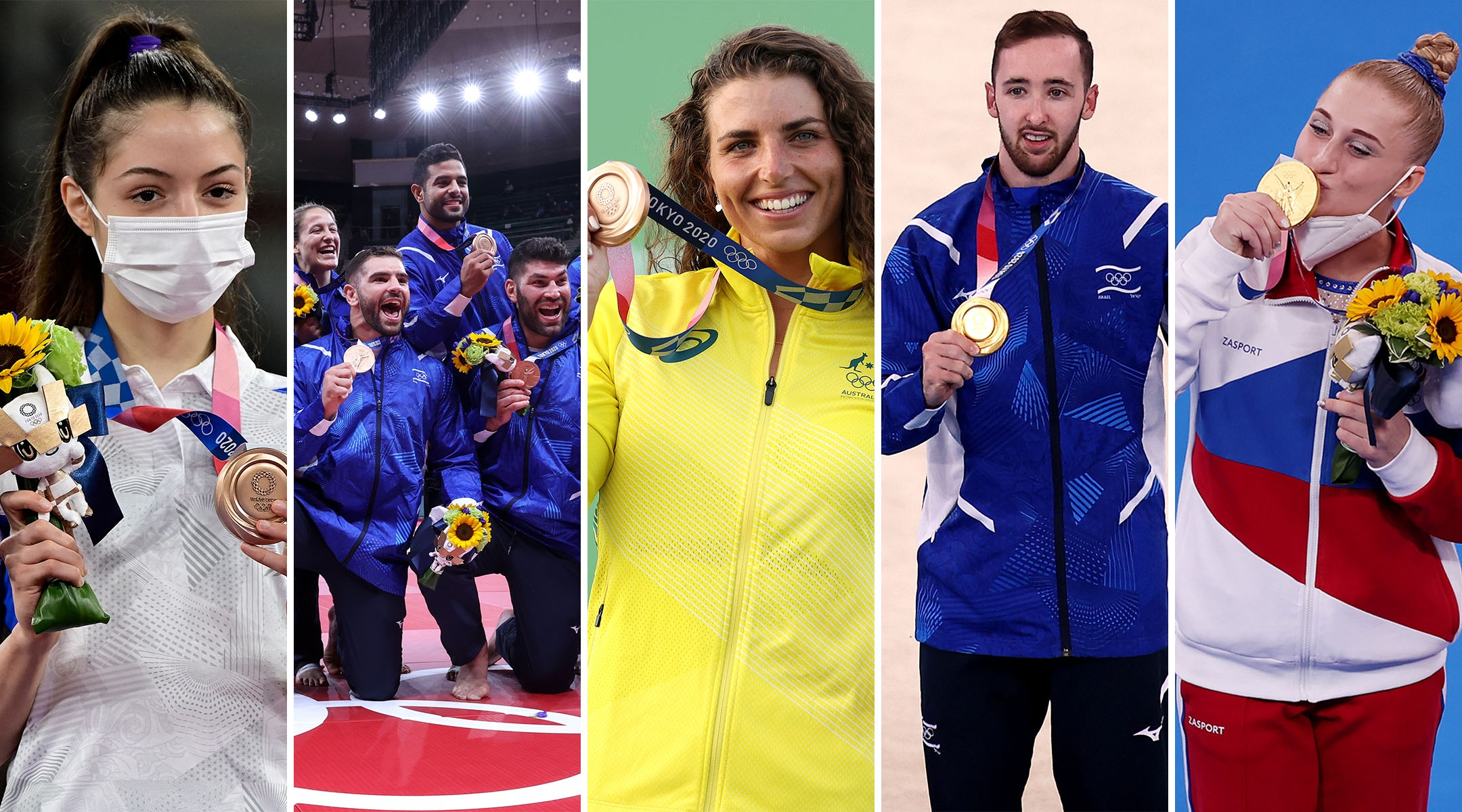 These Jewish athletes have won medals at the Tokyo Olympics – Jewish Telegraphic Agency