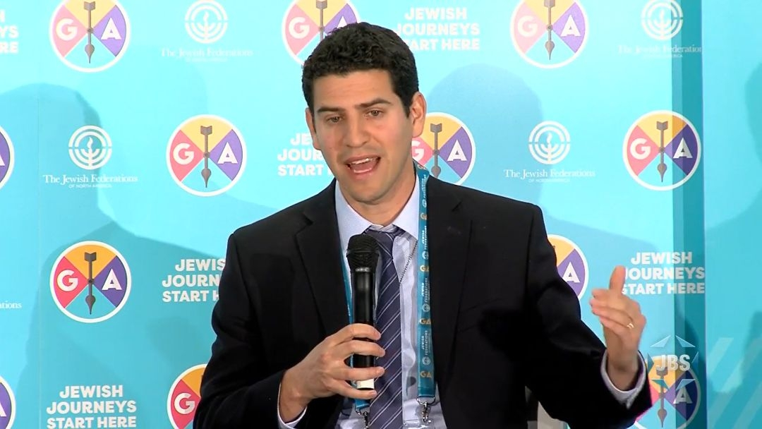 Chanan Weissman White House Jewish Liaison