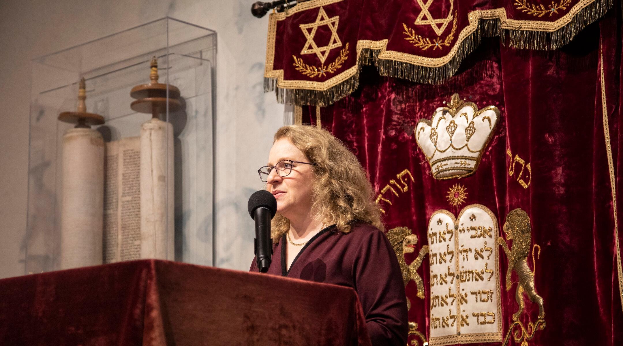 Rabbi Mary Zamore