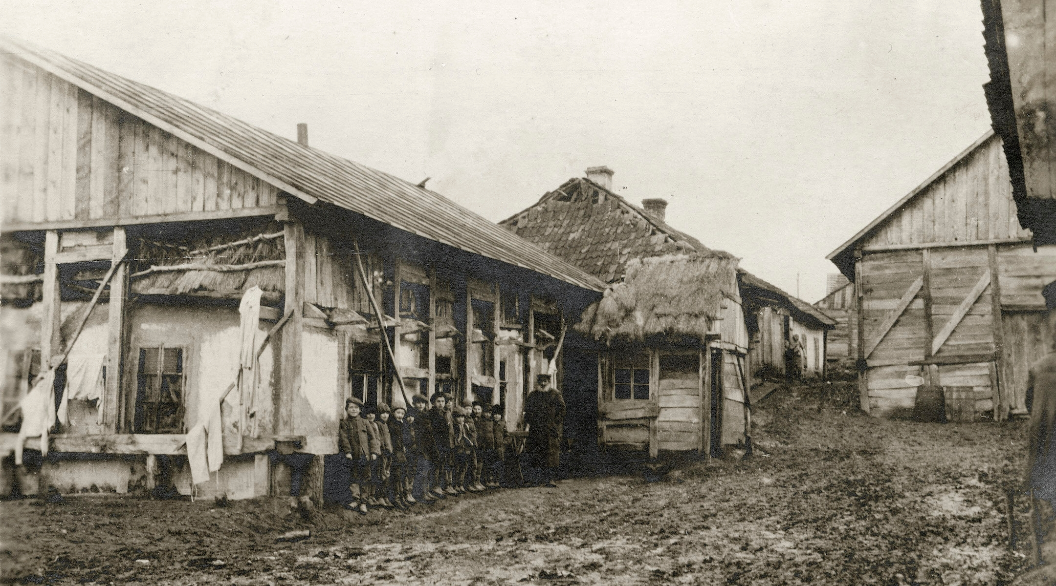 old shtetl