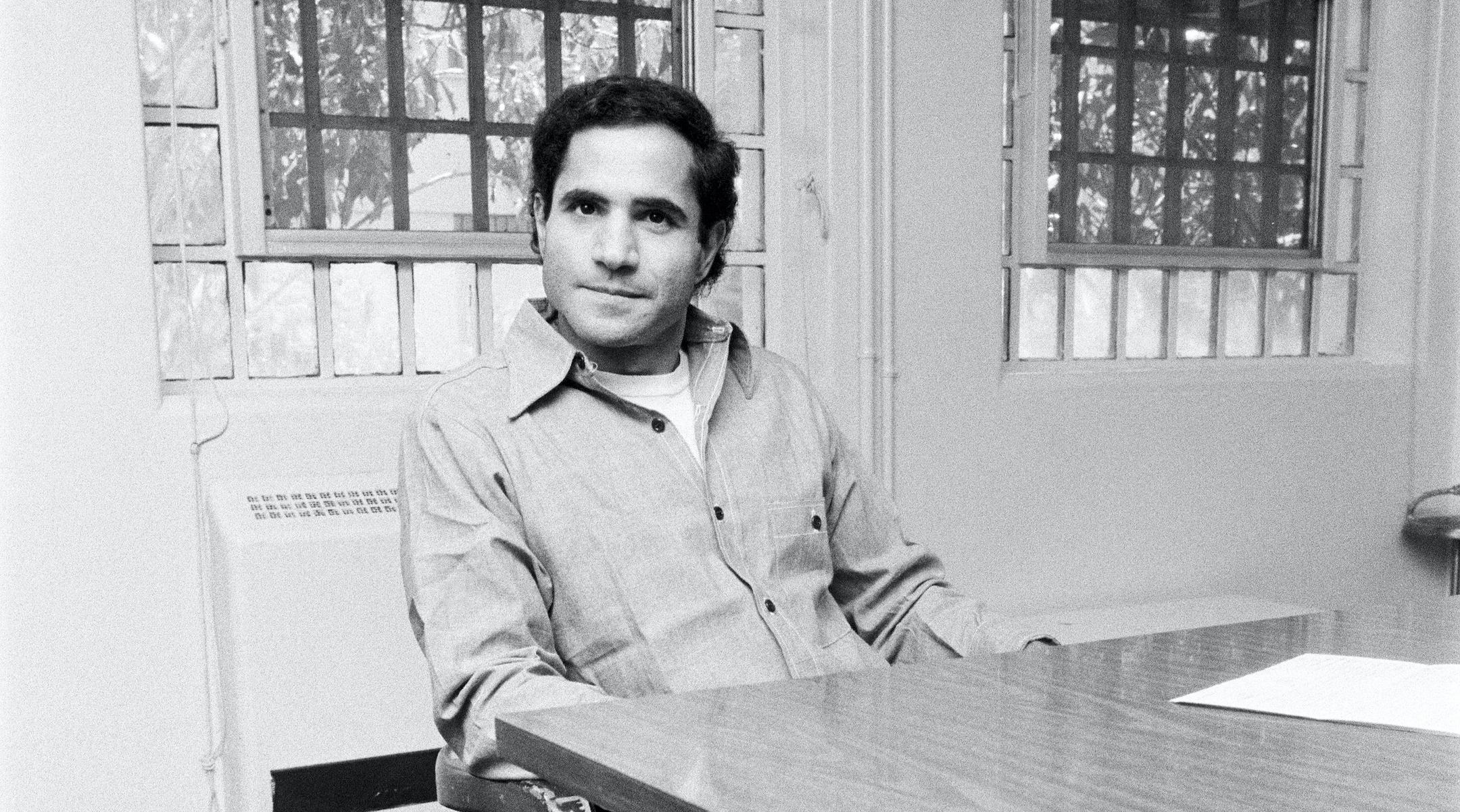 Sirhan Sirhan in 1979.