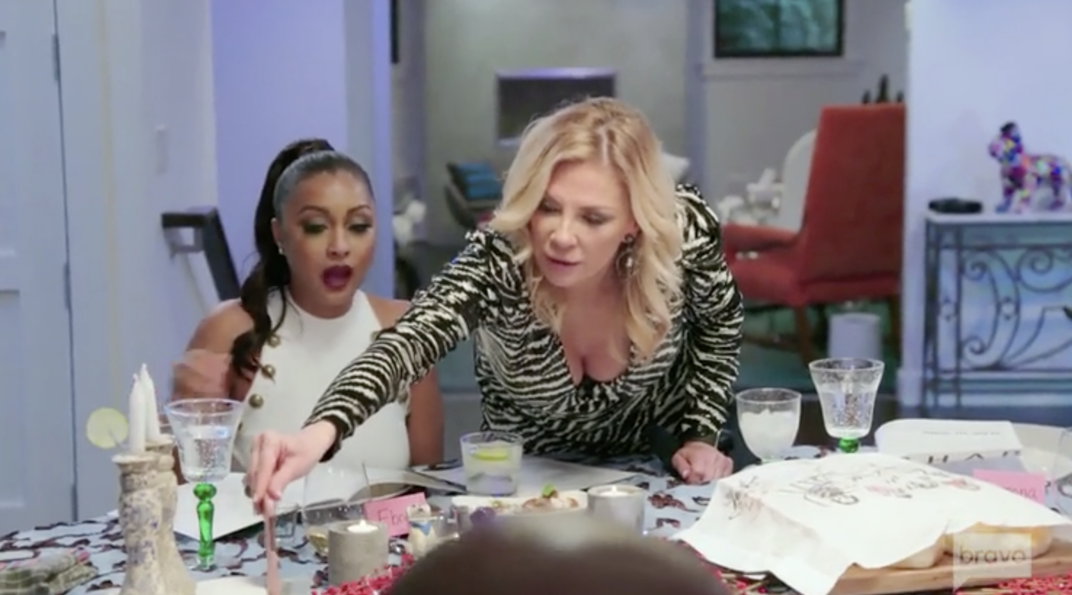 Real Housewives of New York City Black Shabbat