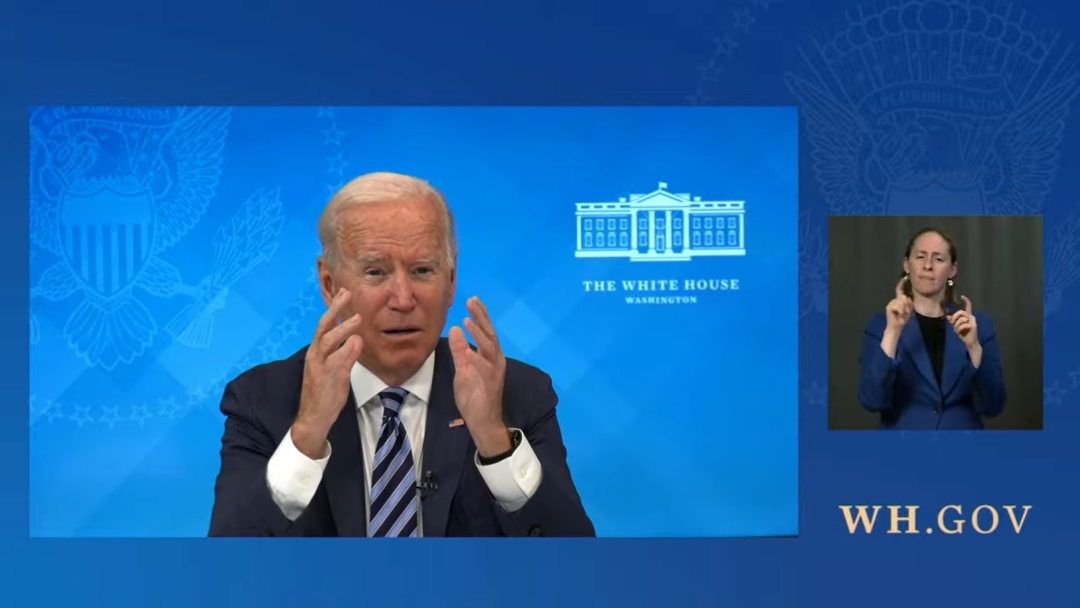 Conservatives accused Biden of lying about visiting the Tree of Life Synagogue. He was referencing...