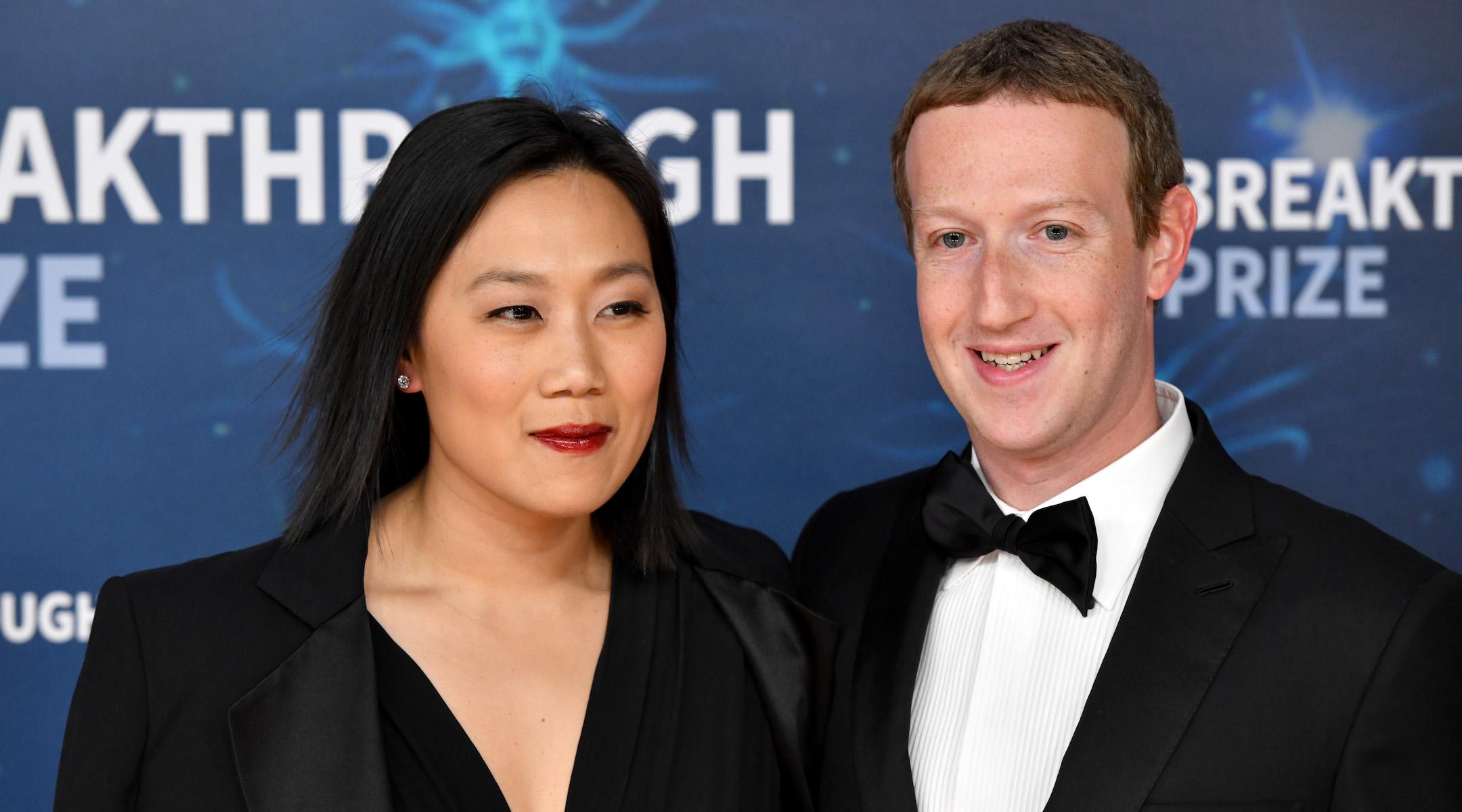 Mark Zuckerberg and Priscilla Chan give $1.3 million to Jewish causes