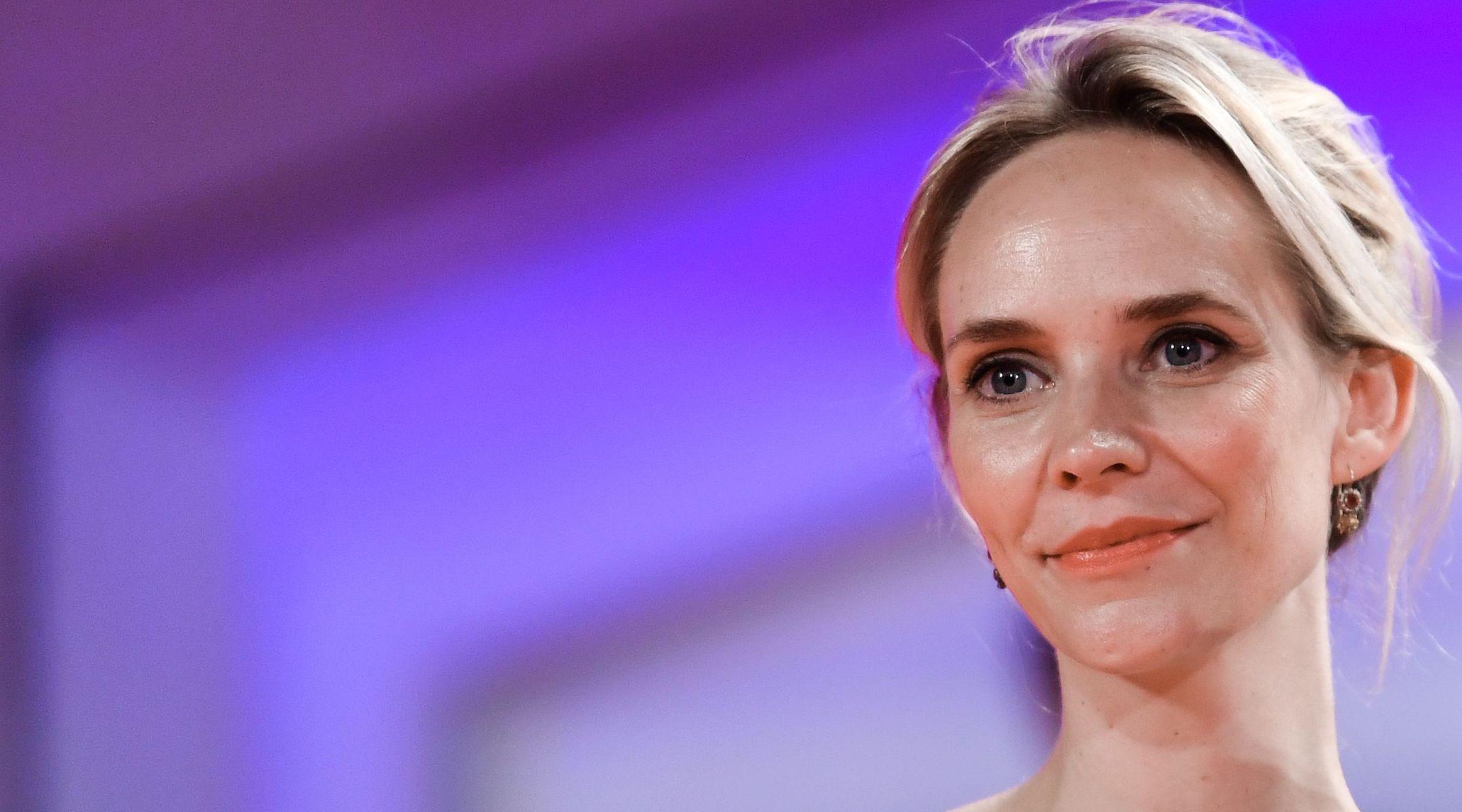 Dutch actress Bracha van Doesburgh