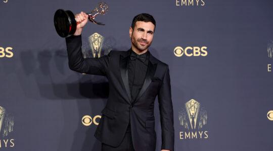 Brett Goldstein at the Emmys