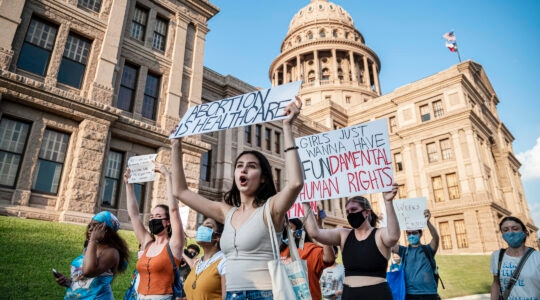 Texas abortion protest