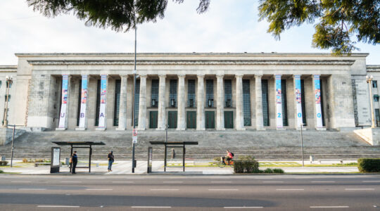 The law school of the University of Buenos Aires