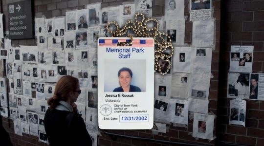 Bellevue morgue September 11