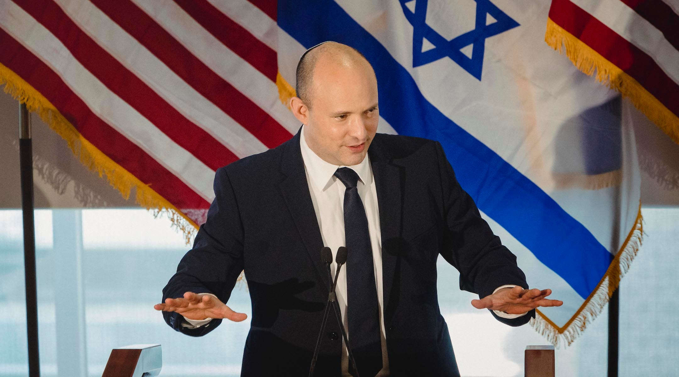 Israeli PM Naftali Bennett to American Jewish leaders: 'We have to redesign our relationship'
