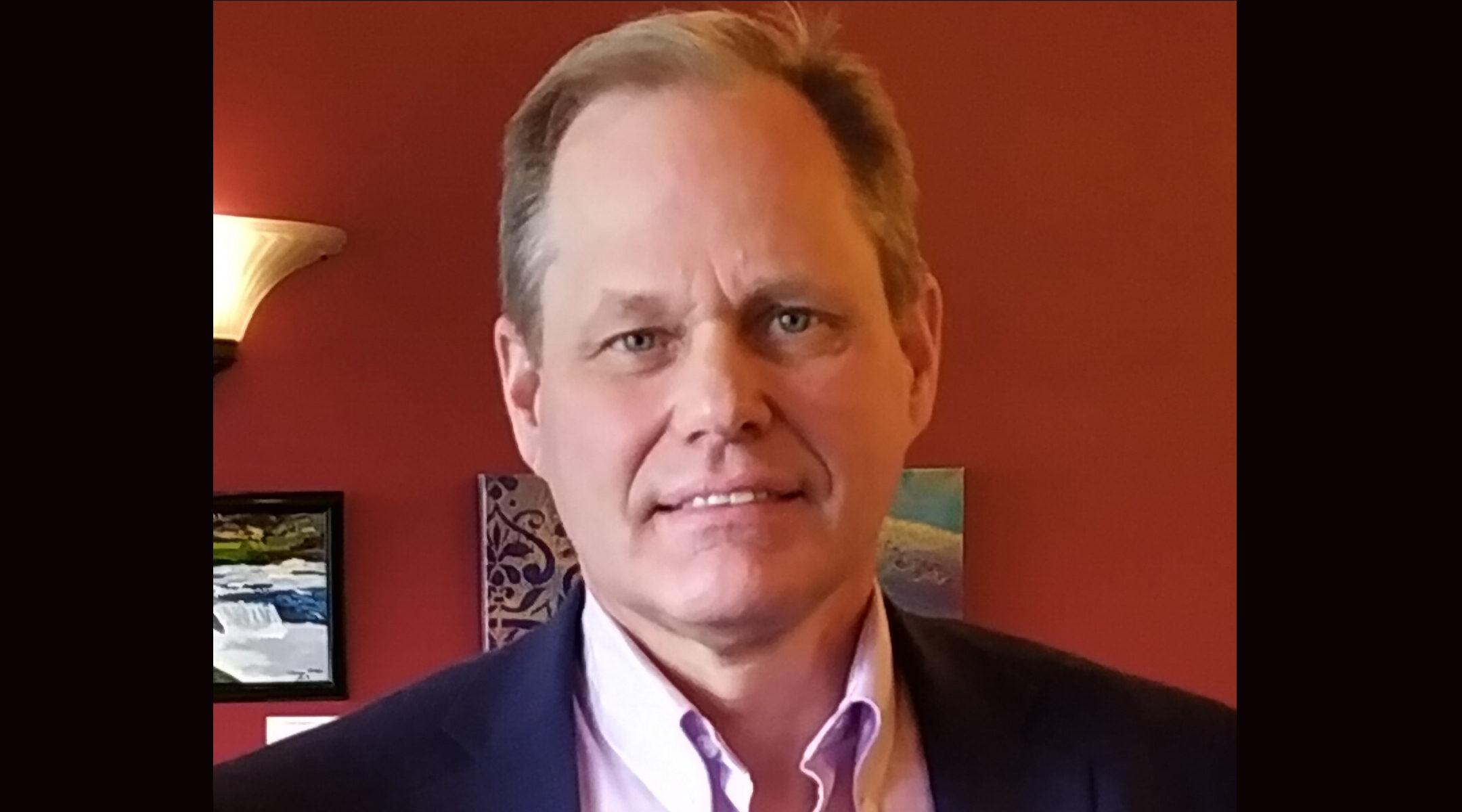 Anchorage Mayor Dave Bronson