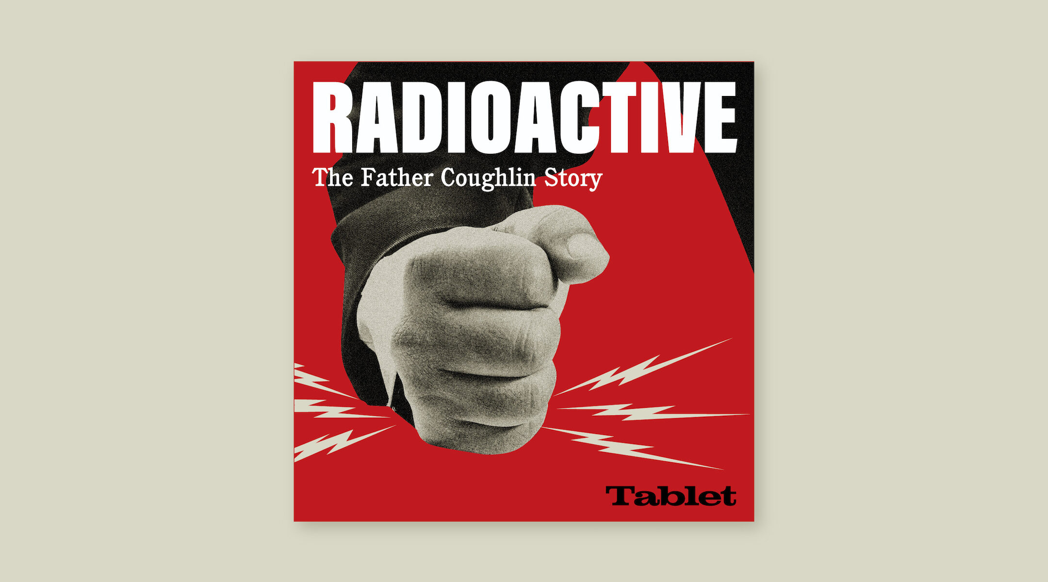 """Cover art for """"Radioactive"""" podcast"""